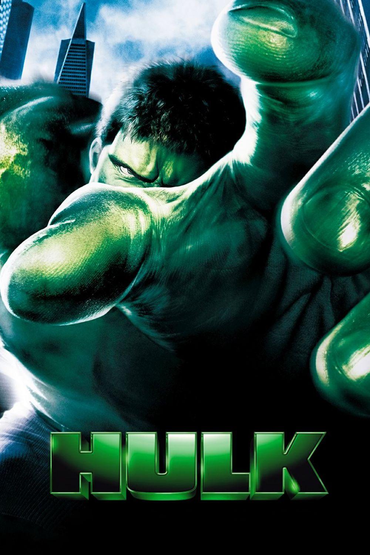 affiche hulk 2003