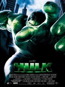 affiche Hulk 1