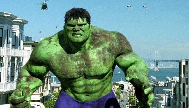 hulk le film - 2003 - ang lee