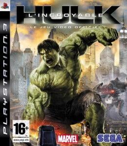 incroyable hulk ps3