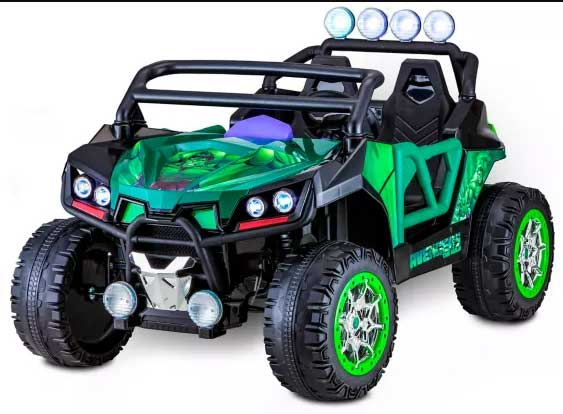 quad enfant hulk