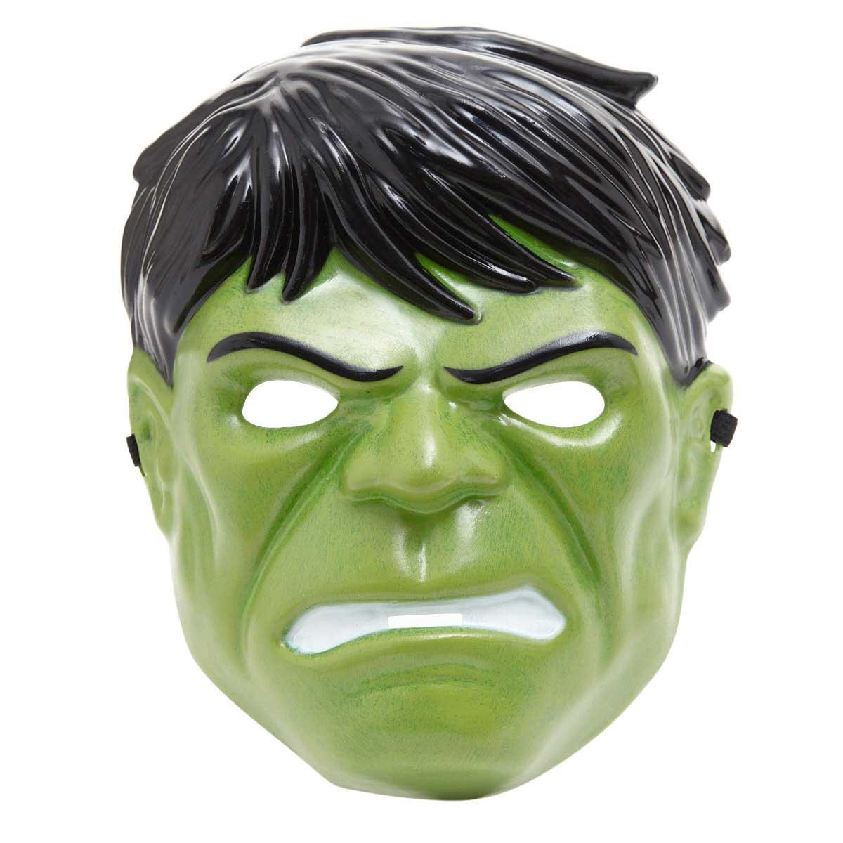 masque enfant hulk