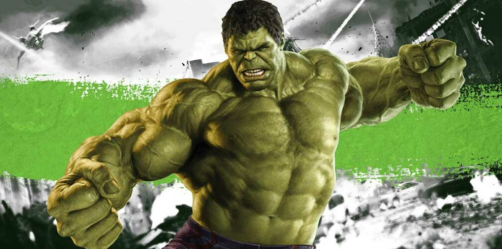 histoire de l'incroyable hulk